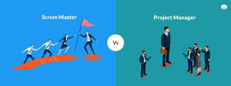 scrum master vs project manager