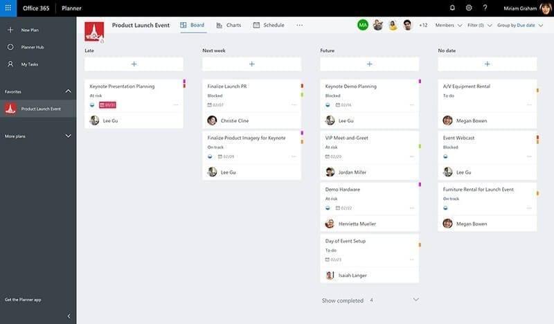 ms planner kanban tools