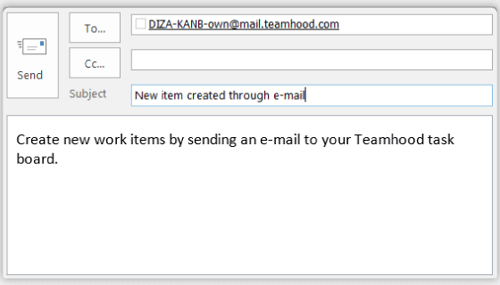 email to task