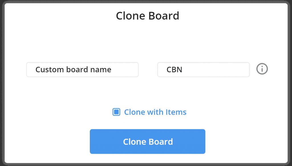 teamhood version 1.18 clone board