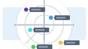 Project management radar 2021 icon